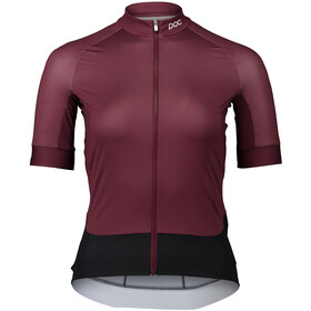 POC Essential Road SS Jersey Women, poc o propylene red